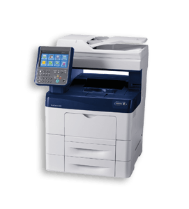 Slide xerox workcentre 6655